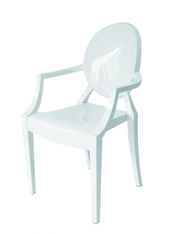 DE61 – Ghost chair (2)