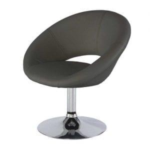 Moon Chair Black