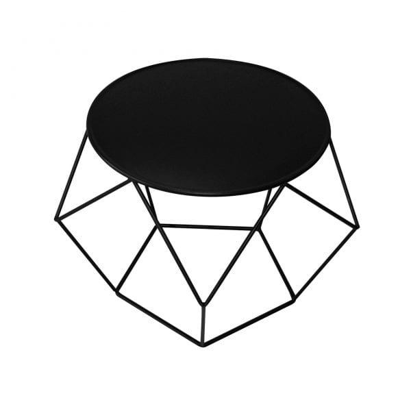 CF17 Satin coffee table